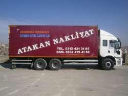 Ankara Atakan evden eve Nakliyat Ankara Atakan evden eve Nakliyat