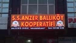ANZER BALI KOOPERATİFİ Anzer Balı Kooperatifi