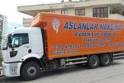 Aslanlar Nakliyat Ankara Nakliyat