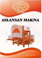 Briket makinaları (ASLANSAN MAKiNA) Briket makinaları AslanSan Makina Sanayi