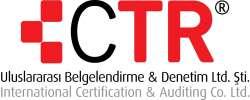 CTR Uluslararası Belgelendirme ve Denetim Ltd. Şti. CTR Uluslararası Belgelendirme ve Denetim Ltd.Şti.