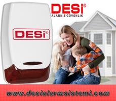 Desi Alarm & Güvenlik Sistemleri DESİ Alarm & Güvenlik Sistemleri