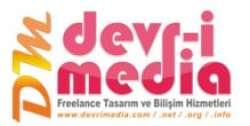 Devrimedia Devr-i Media | Tasarım ve Bilişim Hizmetleri