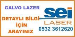 GALVO LAZER İtalyan Giotto Galvo lazer makina satış ve servis