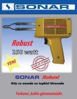 ısısan elektrikli ve elektronik aletler SONAR HAVYA