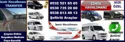 izmir havalimanı transfer İzmir Havalimanı Transfer Firma