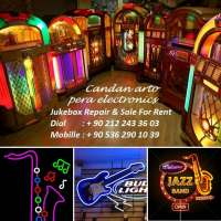 Jukebox Tamiri Repair  +90 536 290 10 39