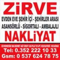 Kayseri Zirve Nakliyat Zirve Nakliyat