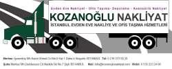 KOZANOĞLU EVDEN EVE NAKLİYAT İstanbul Evden Eve Nakliyat