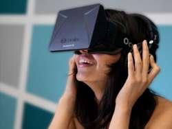 Oculus Rift Center Sanal Gerçeklil Gözlüğü