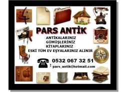 PARS ANTİK PARS ANTİK - 0532 067 32 51
