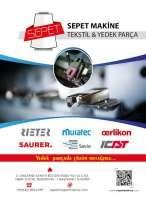 Sepet Makina Tekstil Yedek Parçaları Sepet Makina Tekstil Yedek Parçaları