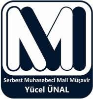 Serbest Muhasebeci Mali Müşavir Yücel ÜNAL Serbest Muhasebeci Mali Müşavir Yücel ÜNAL