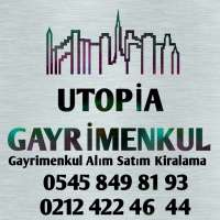 Utopia gayrimenkul Utopia Gayrimenkul