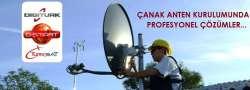 Yağız Elektronik ve Uydu Sistemleri Sivas Uydu Montajı ve Merkezi Uydu Sistemleri
