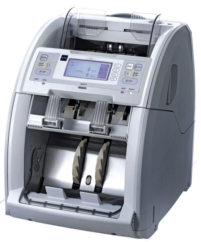 Banknot Sayma Makineleri Madeni Bozuk Para Sayma Makineleri